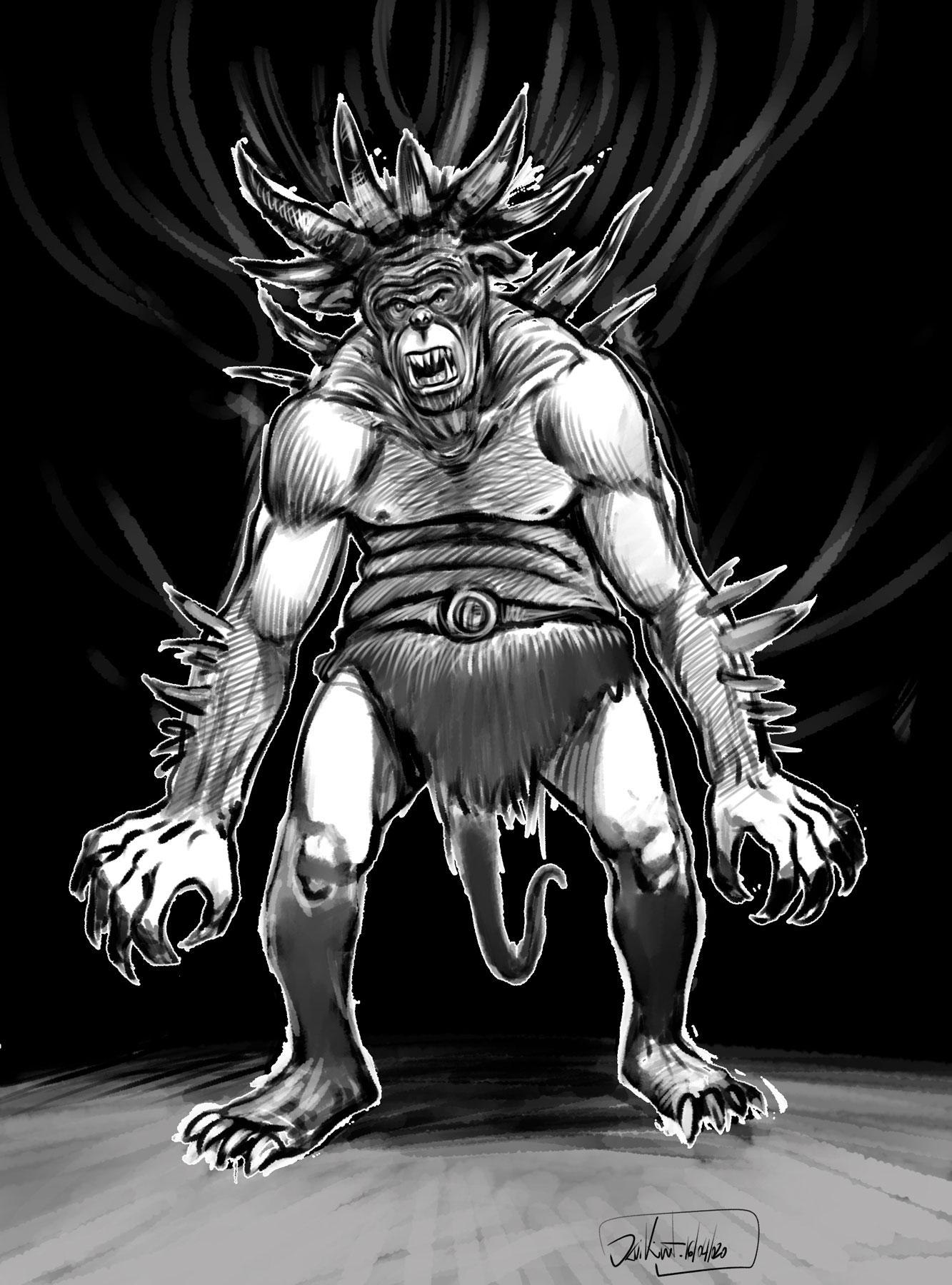 «Monstro»